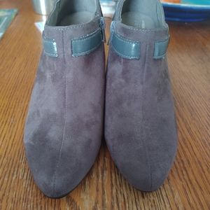 Aerosoles heel rest booties